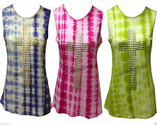 Unbranded Scoop Neck Sleeveless Other Tops for Women