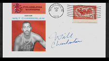 1961 Wilt Chamberlain Rookie Featured on Collector's Envelope *A536