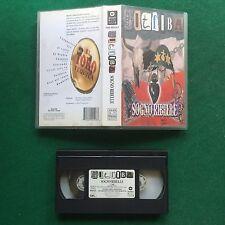 (VHS) LITFIBA - SOGNO RIBELLE Warner (1992) Piero Pelu' Ghigo Renzulli