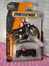 2018 MATCHBOX #89 YAMAHA SCR 950 cycle☆Red/Black☆MBX OFF ROAD☆motorcycle