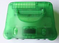 Nintendo 64 N64 OEM Jungle Green Video Game Console System Funtastic Atomic Neon