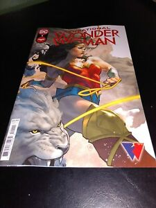 New title DC Sensational Wonder Woman hot ongoing NM Hawkgirl