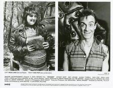 IGGY POP RICKI LAKE JOHN WATERS CRY-BABY 1990 VINTAGE PHOTO ORIGINAL #1