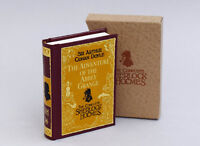 MINIATURE BOOK  Sherlock Holmes The Adventure of the Abbey Grange (SH36)