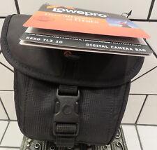 LOWEPRO REZO TLZ 10 DIGITAL CAMERA BAG Black 5x4x5.5 NEW with Tag!