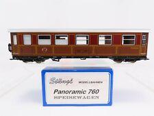 HOe Gauge Roco Stängl Panoramic 760 1 Class European Passenger Car