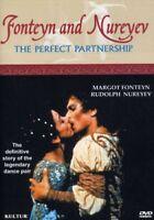 Fonteyn and Nureyev: The Perfect Partnership [New DVD]
