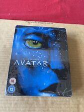 Avatar - 2 disc Blu Ray & DVD Steelbook & Pandora Survival Guide Book NEW/SEALED