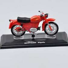 ITALERI 1/22 Scale Motorbike Diecast Motorcycle Model Moto Guzzi V35 Special Toy