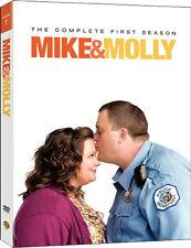 Mike & Molly . The Complete Season 1 . Billy Gardell . Staffel . 3 DVD . NEU OVP
