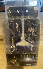 2007 NECA AVP Aliens vs Predator Requiem HYBRID PREDALIEN EMPTY BOX PACKAGE ONLY