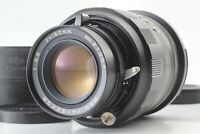 [Mint] Mamiya Sekor 150mm F5.6 Lens For Press Super 23 w/ Rubber Hood from Japan