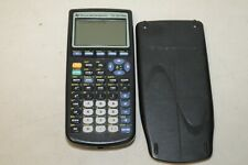 Texas Instruments TI-83 Plus Graphing Calculator with cover- TESTED