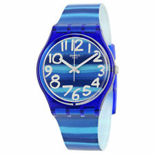 Swatch Originals Silicone/Rubber Band Wristwatches