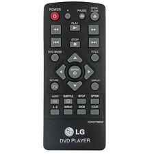 Original Lg Remote Control for DP132 DVD Player
