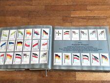 Album figurine BANDIERE DEL MONDO 1929 COMPLETO 916 cards sticker cromos flag