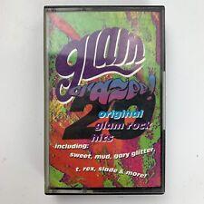 Glam Crazee 20 Original glam Rock Hits (Cassette)