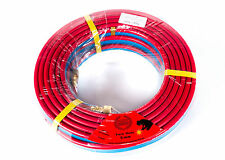 20 METER OXY LPG TWIN HOSE WITH BRASS FITTINGS OXY LPG *OLYMPIC*