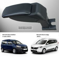 Armrest Centre Console Storage Adjustable Dacia Renault LODGY DOKKER 5p 2015-