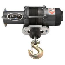 VIPER Elite 4500 Pound Winch Kit Synthetic Polaris RZR Turbo Xp Buy The Best
