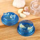 1X Garlic Press Kitchen Plastic Hand Helper Peeler Cutters Crusher TGTst Tool 0H
