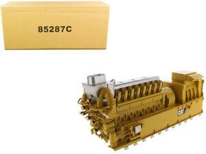 CAT Caterpillar CG260-16 Gas Engine Generator 1:25 Model - Diecast Master 85287C