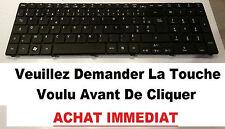 Touches A L'unité Pour Clavier Acer Aspire 7741G Noir