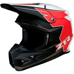 Z1R F.I. MIPS Offroad Helmet (Hysteria - Red / White) 3XL