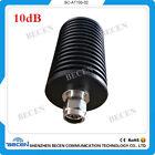 100W N Attenuator 10db male to female DC-3GHZ 50ohm rf Fixed Coaxial Attenuator