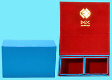 DEX PROTECTION DUALIST LIGHT BLUE DECK BOX 120 SMALL Card Storage Case Yugioh