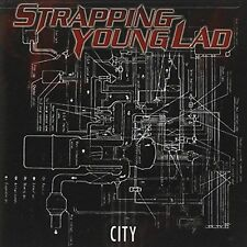 STRAPPING YOUNG LAD - CITY - CD SIGILLATO 2007 - DEVIN TOWNSEND