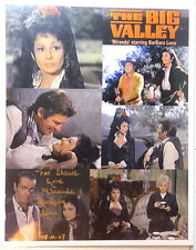 Big Valley Autograph 8x10 Color Photo-Signed by Barbara Luna (Ebau-1404)