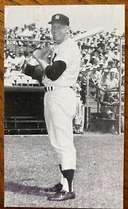 Mickey Mantle New York Yankees J. D. McCarthy Postcard 1960