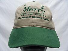 MERCY MEDICAL CENTER - HEART OF WOMEN'S HEALTH - ADJUSTABLE BALL CAP HAT!