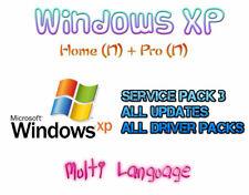 WINDOWS XP HOME (N) + PROFESSIONAL (N)   MULTI LANGUAGE