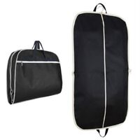 Hanging Suit Carrier Bag Travel Garment Storage Bag Clothes Dust Cover Home Chic