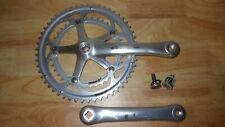 CAMPAGNOLO VELOCE CRANKSET, 53-39T, 170MM, VERY NICE CONDITION!