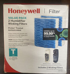 2-Pack Genuine Honeywell Humidifier Wicking Filter T HFT600 series New Free Ship