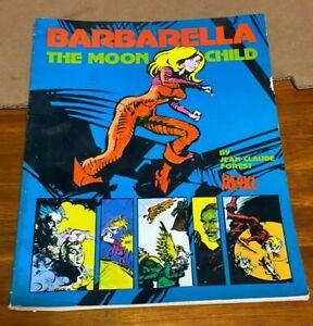 Barbarella the Moon Child