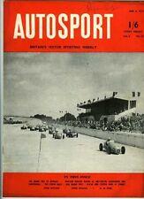 Autosport June 6th 1952 *British Empire Trophy Race & Monaco Grand Prix & Albi*