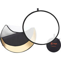 """Raya 5-in-1 Collapsible Reflector Disc (32"""""""")"""