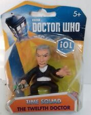 DOCTOR WHO - The Twelfth Doctor Peter Capaldi Time Squad Action Figure BBC 2012
