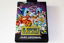 DR ROBOTNIK'S MEAN BEAN MACHINE - SEGA MEGADRIVE - COMPLETE