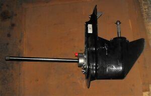 """Mercury 2 Stroke 125 HP Long Lower Unit 20"""" PN 1667-9011J6 Fits 1995-2005"""