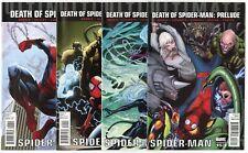 Ultimate Spider-Man #153 - 160  Complete Run  avg. NM 9.4  Death  Marvel  2011