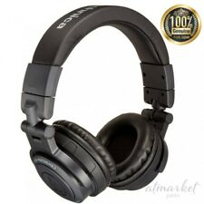 NEW Audio Technica ATH-PRO500MK2 BK BLACK | DJ Monitor Headphones From JAPAN