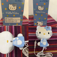 HELLO KITTY Hair Dryer Blue 800W SANYO HD-KT1 SANRIO Rare Japan