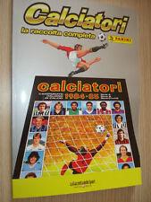 ALBUM CALCIATORI PANINI GAZZETTA DELLO SPORT 1984/85 1985 LA RACCOLTA COMPLETA