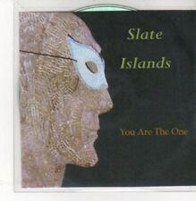 (BK482) Slate Islands, You Are The One - 2011 DJ CD