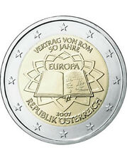 Austria 2007 - 2 Euro Treaty of Rome Commem (UNC)